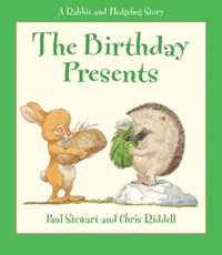 The Birthday Presents by Paul Stewart image