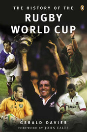 The History of the Rugby World Cup by Gerald Davies image