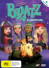 Bratz - Vol. 3: Camping on DVD