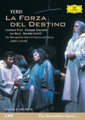 Verdi: La Forza del Destino on DVD