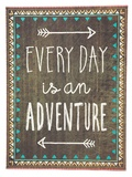Everyday Is An Adventure - Large Box Frame