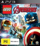LEGO Marvel Avengers for PS3