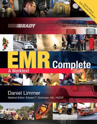 EMR Complete: A Worktext by Daniel J. Limmer, EMT-P image