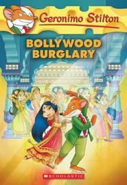 Bollywood Burglary (Geronimo Stilton #65) by Geronimo Stilton