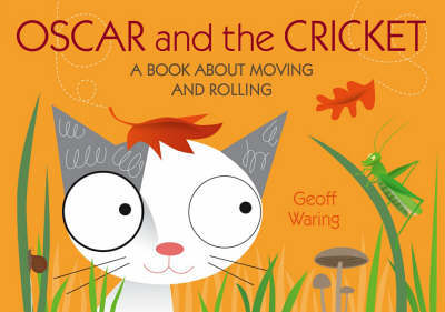 Oscar & The Cricket: A Book About Moving by Geoff Waring image