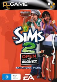 The Sims 2 Open for Business for PC image