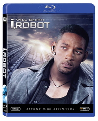I, Robot on Blu-ray image
