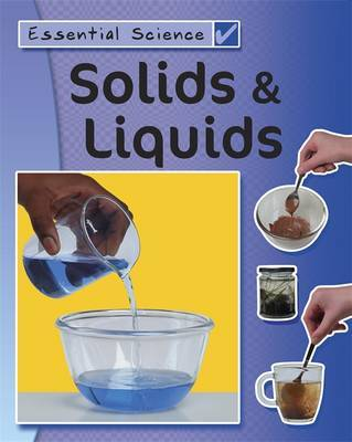 Solids and Liquids by Peter Riley
