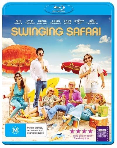 Swinging Safari on Blu-ray