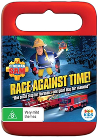 Fireman Sam: Race Against Time on DVD