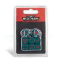 Warhammer 40,000: Kill Team - Drukhari Dice Set