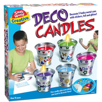 Small World: Deco Candles - Craft Kit