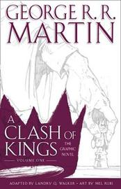 A Clash of Kings: Graphic Novel, Volume One by George R.R. Martin image