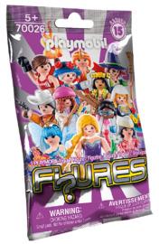 Playmobil: Series 15 (Girls) - Mini Figure (Blind Bag)
