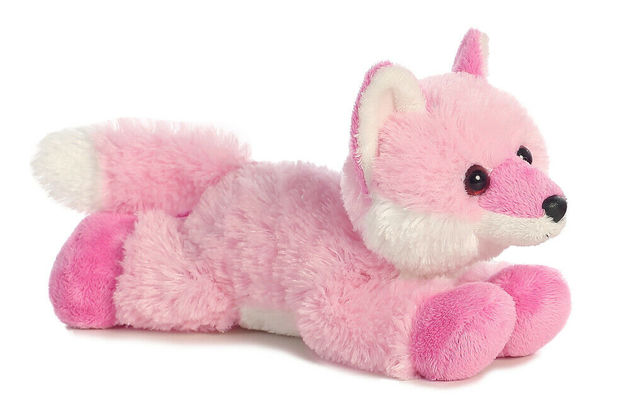 Aurora: Mini Flopsie - Strawberry Cream Fox
