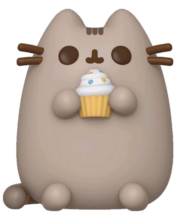 Pusheen (with Cupcake) - Pop! Vinyl Figure