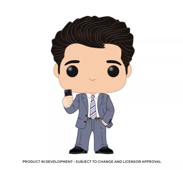 Space Force: F. Tony Scaramucci - Pop! Vinyl Figure