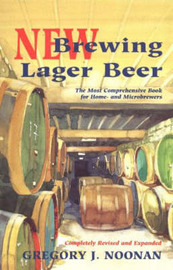 New Brewing Lager Beer by Gregory J. Noonan image