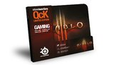 SteelSeries QcK Limited Edition - Diablo III Logo for