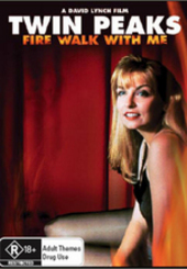 Twin Peaks - Fire Walk With Me on DVD
