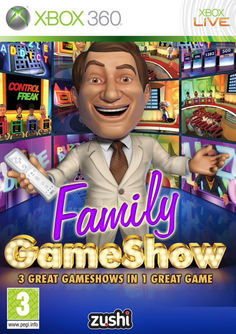 Family Gameshow for Xbox 360