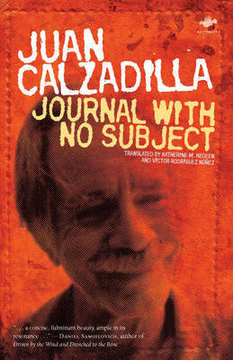 Journal with No Subject by Juan Calzadilla