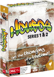 Housos - Series 1 & 2 Box Set on DVD