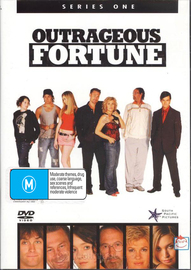 Outrageous Fortune - Series One on DVD image