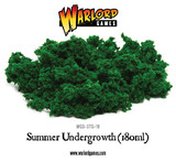 Warlord Scenics: Summer Undergrowth