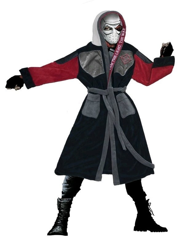 Suicide Squad - Deadshot Hooded Robe image