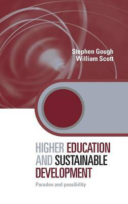Higher Education and Sustainable Development by Stephen Gough image