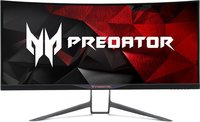 """34"""" Acer Predator X34A 1440p Ultra Wide 4ms 100hz Curved Gaming Monitor"""