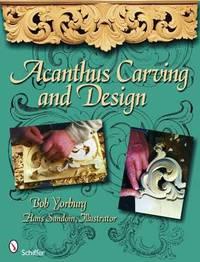 Acanthus Carving by Bob Yorburg image