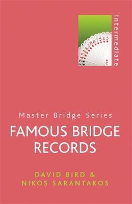 Famous Bridge Records by David Bird image