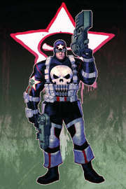 Punisher War Journal Vol.2: Goin' Out West image