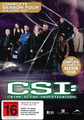 CSI - Las Vegas: Complete Season 4 (6 Disc Set) on DVD