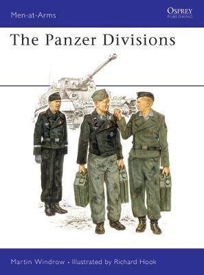 The Panzer Divisions by Martin Windrow image
