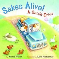 Sakes Alive by K. Wilson image