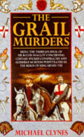 The Grail Murders (Tudor Mysteries, Book 3) by Paul Doherty image