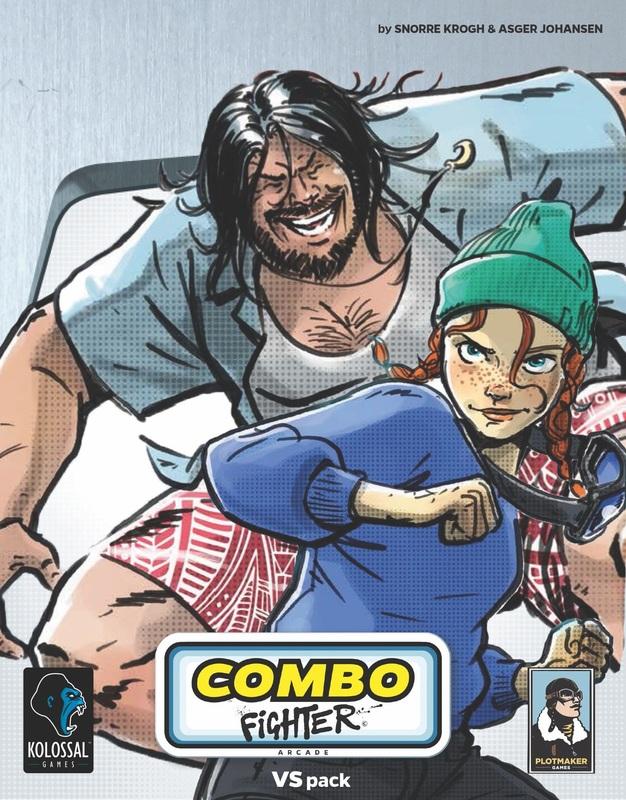Combo Fighter: VS Pack - #1