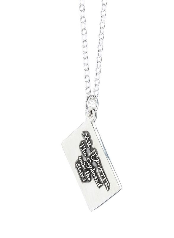 The Carat Shop: Official Harry Potter Hogwarts Acceptance Letter Charm Necklace