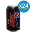 Pepsi Max Cans 355ml (24 Pack)