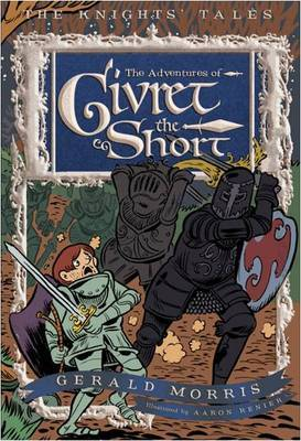 The Adventures of Sir Givret the Short by Gerald Morris image