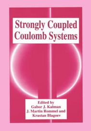 Strongly Coupled Coulomb Systems