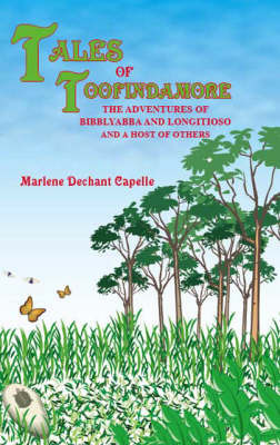 Tales of Toofindamore by Marlene Dechant Capelle image