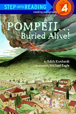 Pompeii--Buried Alive! by Edith Kunhardt image