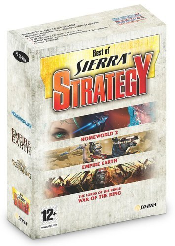Best of Sierra Strategy Pack for PC