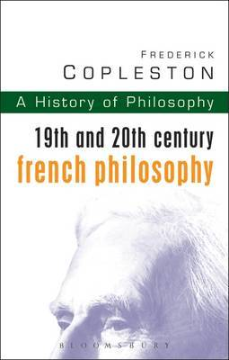 History of Philosophy: Vol 9 by Frederick C Copleston