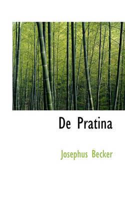 de Pratina by Josephus Becker image