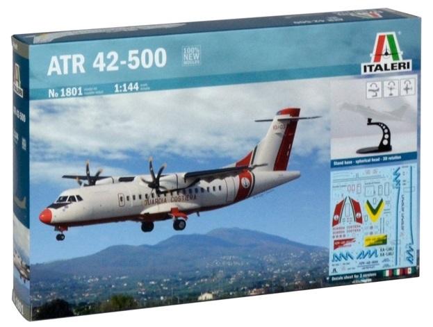 Italeri: 1/144 ATR 42-500 - Model Kit
